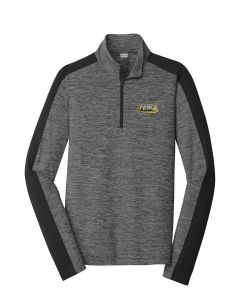 793TS - PosiCharge®  Heather 1/4-Zip Pullover
